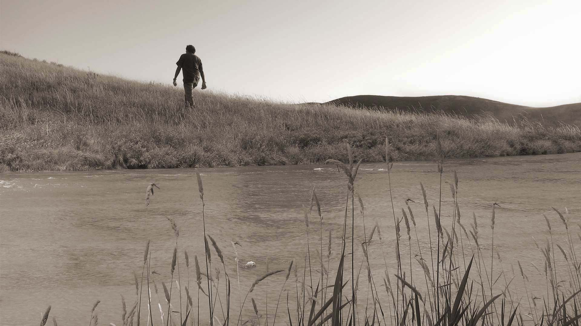 "Still image from ""Across the Creek"" 2014"
